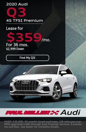 2020 - Audi - Q3 45 TFSI Premium