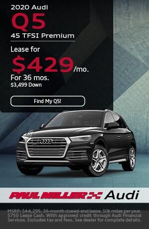 2020 - Audi - Q5 45 TFSI Premium
