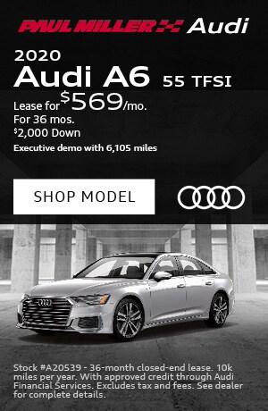 2020 Audi A6 55 TFSI