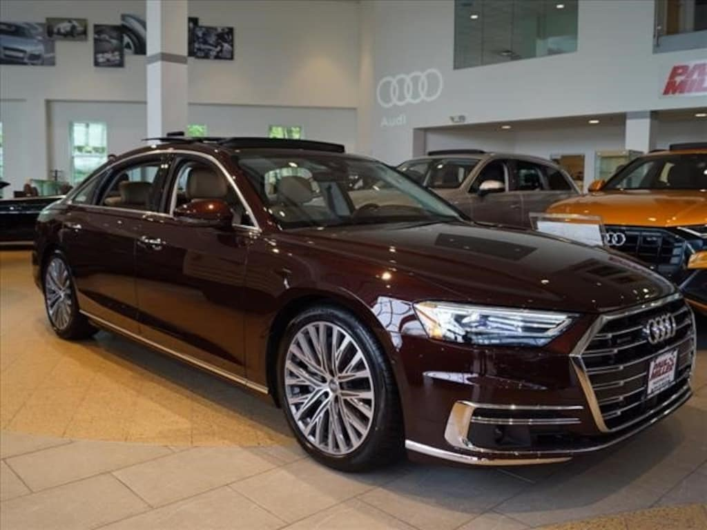 New 2019 Audi A8 For Sale In Parsippany Vin Wau8daf84kn016943