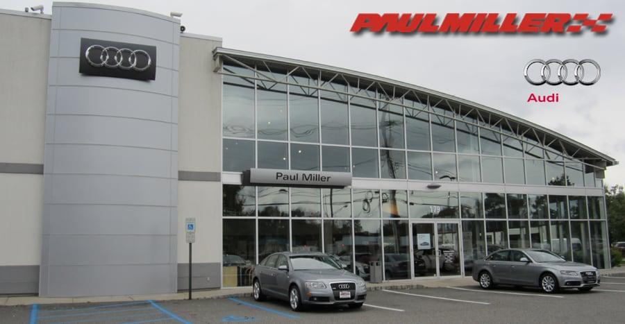 Paul Miller Audi New Audi Dealership In Parsippany NJ - Paul miller audi