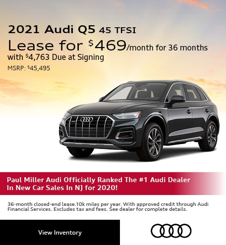 2021 Audi Q5 45 TFSI May