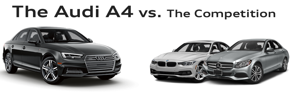 Compare The Audi A Parsippany NJ - Audi a4 comparable cars
