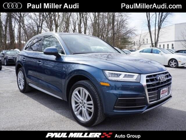 Used Vehicles 2018 Audi Q5 2.0T Premium Plus SUV in Parsippany, NJ