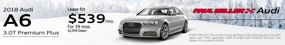 Audi A6 For Sale In Parsippany Near Morristown West Orange Wayne