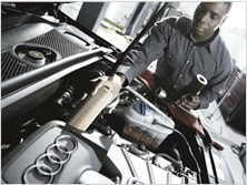 Synthetic Oil & Filter Change Special*