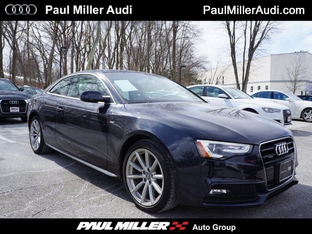 Used Vehicles 2016 Audi A5 2.0T Premium Coupe in Parsippany, NJ