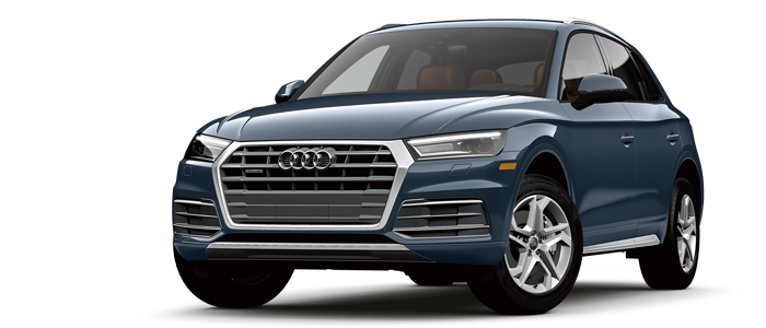 New 2018 Audi Q5 2.0T Premium at Paul Miller Audi