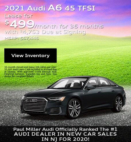 2021 Audi A6 45 TFSI