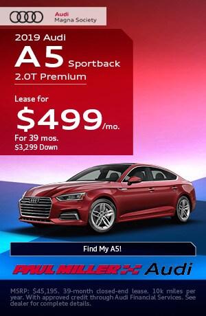 06-2019 Audi A5