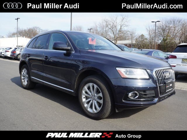 Certified Used Vehicles 2014 Audi Q5 2.0T Premium Plus SUV in Parsippany, NJ