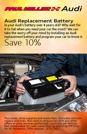 Audi Replacement Battery