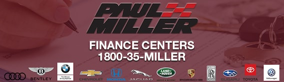 Car Financing In Nj Paul Miller Auto Group