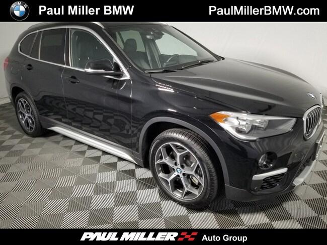 Pre Owned 2019 Bmw X1 For Sale At Paul Miller Bmw Vin Wbxht3c52k5l36065