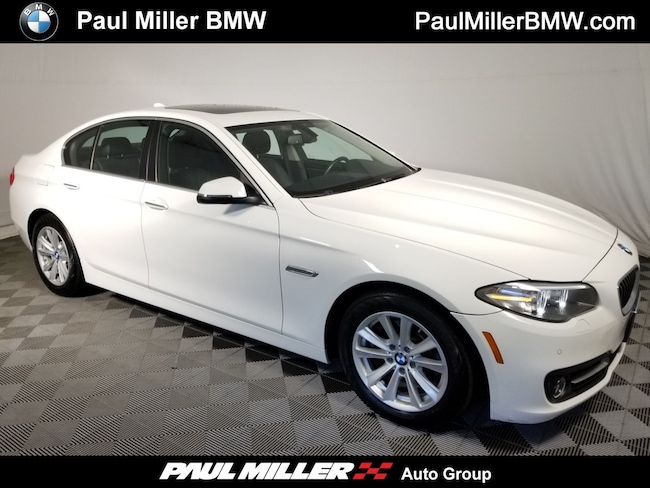 Bmw 535I Xdrive >> Pre Owned 2016 Bmw 528i For Sale At Paul Miller Bmw Vin Wba5a7c54gg144748
