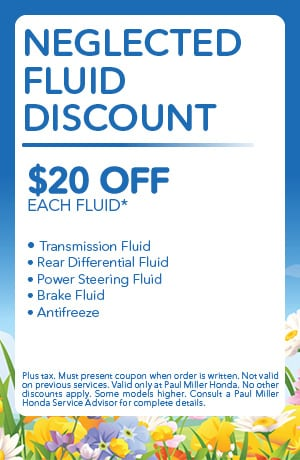 Neglected Fluid Discount