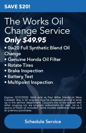 The Works Oil Change Service