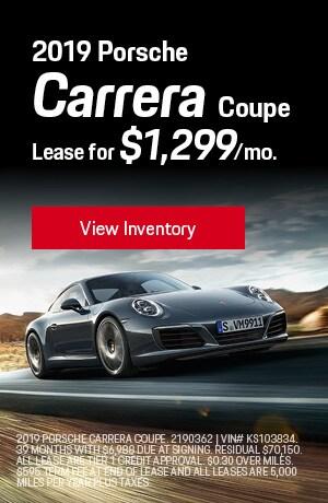 2019 Porsche Carerra