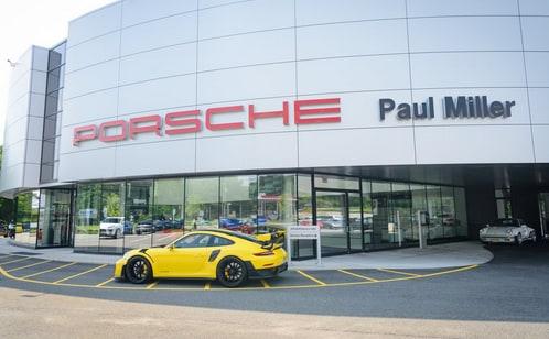 Directions to Paul Miller Porsche   NJ Porsche Dealership in