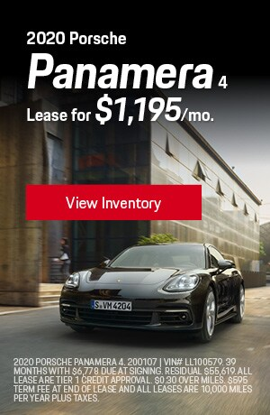 Porsche Panamera Lease >> Porsche Lease Deals Macan Cayenne 911 Panamera