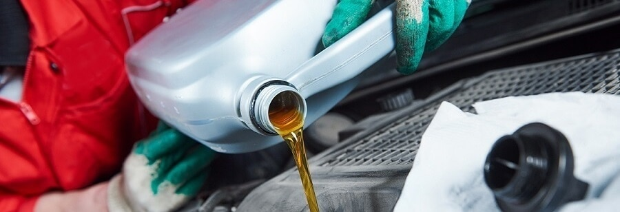 Oil Change in Parsippany