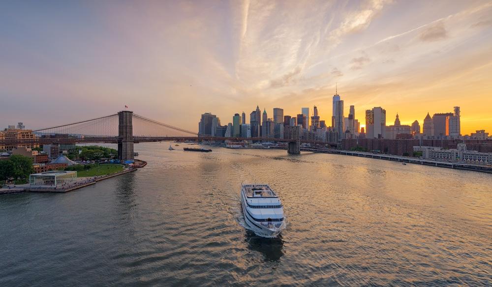 Fourth of July Cruise Around New York City Parsippany NJ