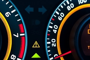 Tire Pressure Warning Light