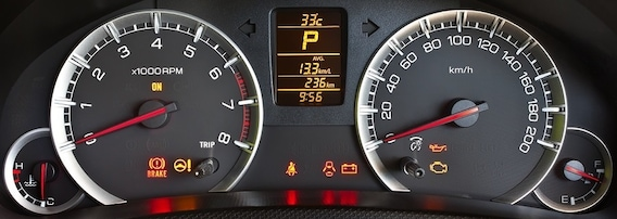 Subaru Dashboard Light Guide Parsippany NJ | Paul Miller Subaru