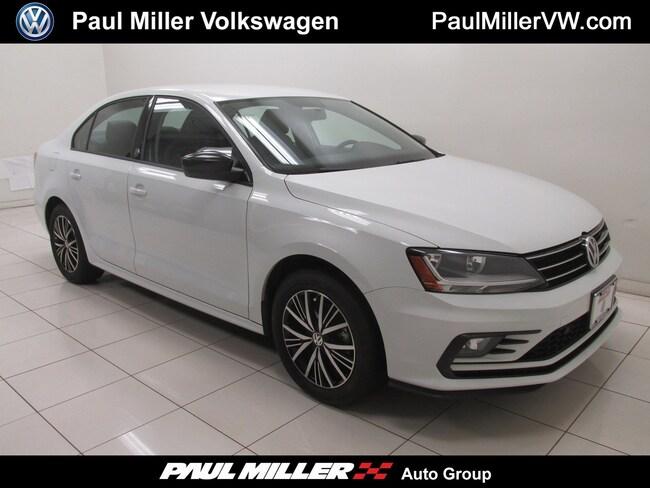2018 Volkswagen Jetta 1.4T Wolfsburg Edition Sedan Used Car for sale in Bernardsville, New Jersey