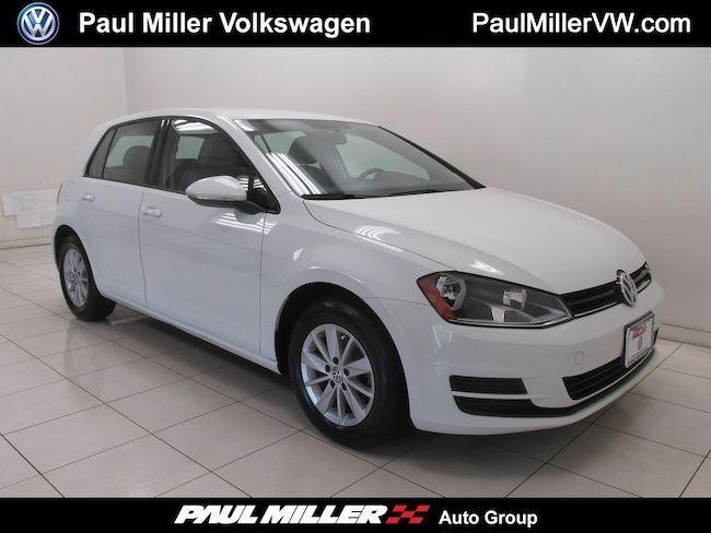 2016 Volkswagen Golf TSI S 4D Automatic Hatchback Used Car for sale in Bernardsville, New Jersey