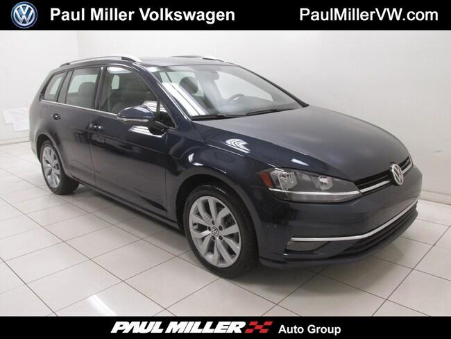 2018 Volkswagen Golf SportWagen TSI SEL Wagon Used Car for sale in Bernardsville, New Jersey