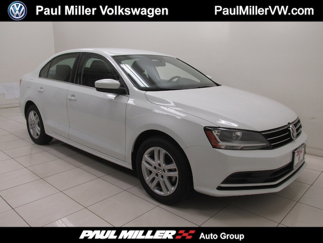 2018 Volkswagen Jetta 1.4T S Sedan Used Car for sale in Bernardsville, New Jersey