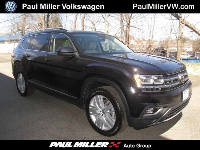 2018 Volkswagen Atlas 3.6L V6 SEL Premium 4MOTION SUV Used Car for sale in Bernardsville, New Jersey