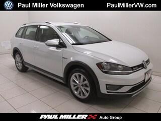 2018 Volkswagen Golf Alltrack TSI S Wagon Used Car for sale in Bernardsville, New Jersey