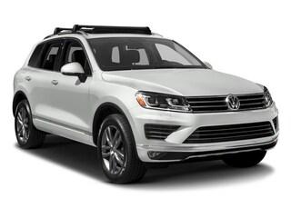 2017 Volkswagen Touareg V6 Wolfsburg Edition (A8) SUV New Volkswagen Car for sale in Bernardsville, New Jersey