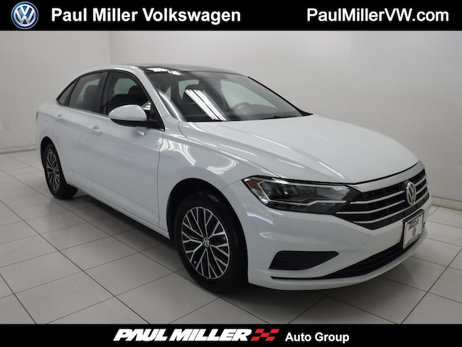 2019 Volkswagen Jetta 1.4T SE Sedan Used Car for sale in Bernardsville, New Jersey