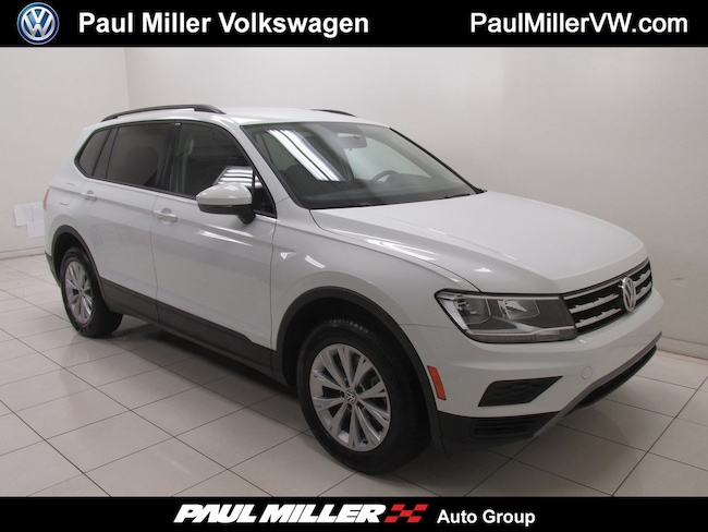 2018 Volkswagen Tiguan 2.0T S 4MOTION SUV Used Car for sale in Bernardsville, New Jersey