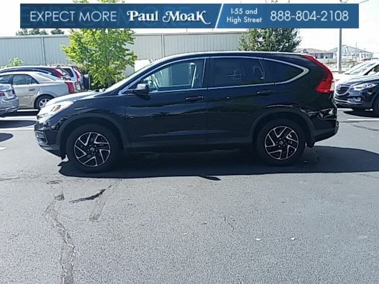Used 2016 Honda CR-V SE SUV HV20146 in Jackson, MS