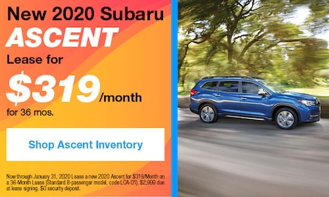 January 2020 Ascent Lease Offer