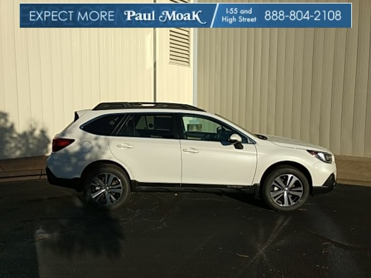 New 2019 Subaru Outback 2.5i Limited SUV S57419 in Jackson, MS