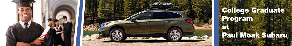 Paul Moak Subaru New Subaru Dealership In Jackson MS - Subaru graduate program