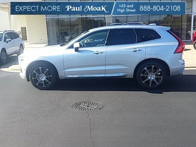 New 2019 Volvo XC60 T5 Inscription SUV for sale/lease Jackson, MS