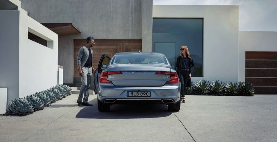 Volvo Dealers Serving Oxford, MS Showcase the Elegant 2017 Volvo S90