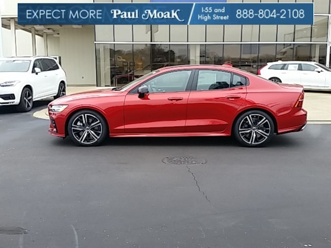 New 2019 Volvo S60 T6 R-Design Sedan for sale/lease Jackson, MS