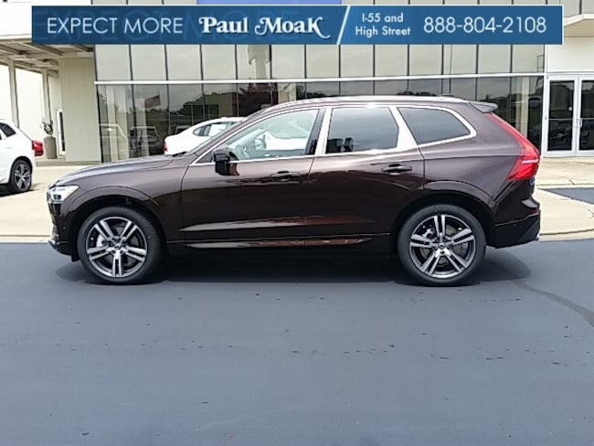 New 2018 Volvo XC60 T6 AWD Momentum SUV for sale/lease Jackson, MS