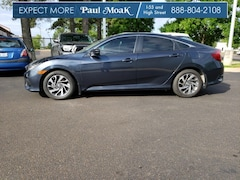 Used 2018 Honda Civic EX Sedan 19XFC2F74JE025459 for sale in Jackson, MS