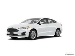 2019 Ford Fusion DT SE  Sedan