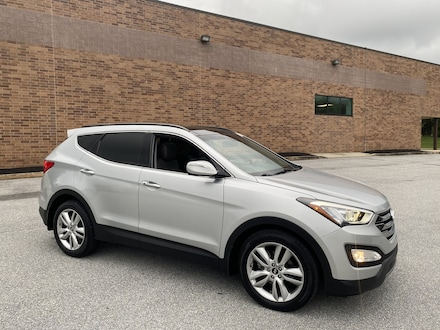 2015 Hyundai Santa Fe Sport 2.0L Turbo AWD Ultimate Package - One Owner/Fully Serviced