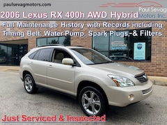 2006 LEXUS RX 400h AWD Hybrid Full Maintenance History & Just Serviced