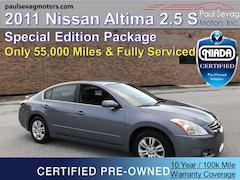 2011 Nissan Altima 2.5 S Special Edition Package/Bluetooth/Fully Serviced & Reconditioned
